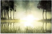 Sunrise Lake Screensaver