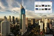 Jakarta Windows 7 Theme