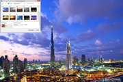 Burj Khalifa Windows 7 Theme