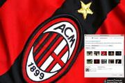 AC Milan Windows 7 Theme
