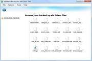 Backup for eM Client
