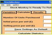 Stock Monkey