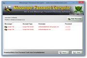 Messenger Password Decryptor