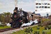 Moving Trains Windows 7 Theme
