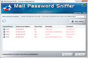 Mail Password Sniffer