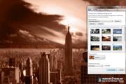 Global Warming Windows 7 Theme