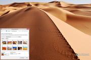 Desert Dunes Windows 7 Theme