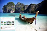 Phi Phi Islands Thailand Windows 7 Theme