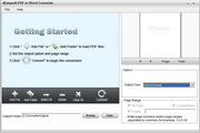 4EasysoftPDFtoWordConverter 靠谱的免费工具