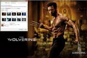 The Wolverine Windows 7 Theme