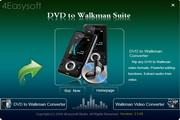 4Easysoft DVD to Walkman Suite