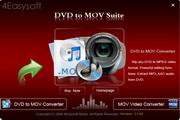 4Easysoft DVD to MOV Suite