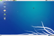 Salix OS MATE For Linux(32bit)段首LOGO