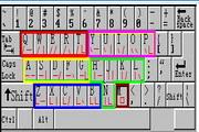 中文汉语纯拼盲打版
