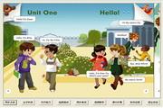 小学英语学习软件(pep四年级上册)