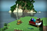 我的世界(Minecraft)段首LOGO