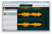 ocenaudio for Linux