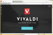 vivaldi浏览器 for LinuxLOGO