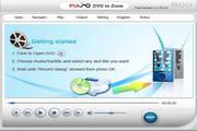 Plato DVD to Zune Converter