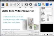 AgileZuneVideoConverter 靠谱的绿色程序