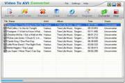 Crystal Video To AVI Converter
