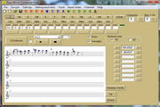 Easy Music Composer MIDI工具
