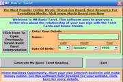 MB Tarot Suite Software