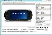 Avex DVD to PSP Converter