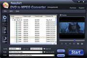 PeonySoft DVD to MPEG Converter