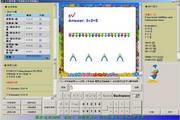 少儿数学亲子互动快乐学习系统