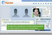 123 Flash Chat Server For LinuxLOGO