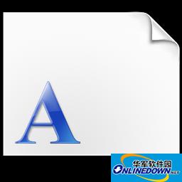 尼彩i8艺术字体
