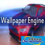 Wallpaper Engine三叶巫女装动态壁纸