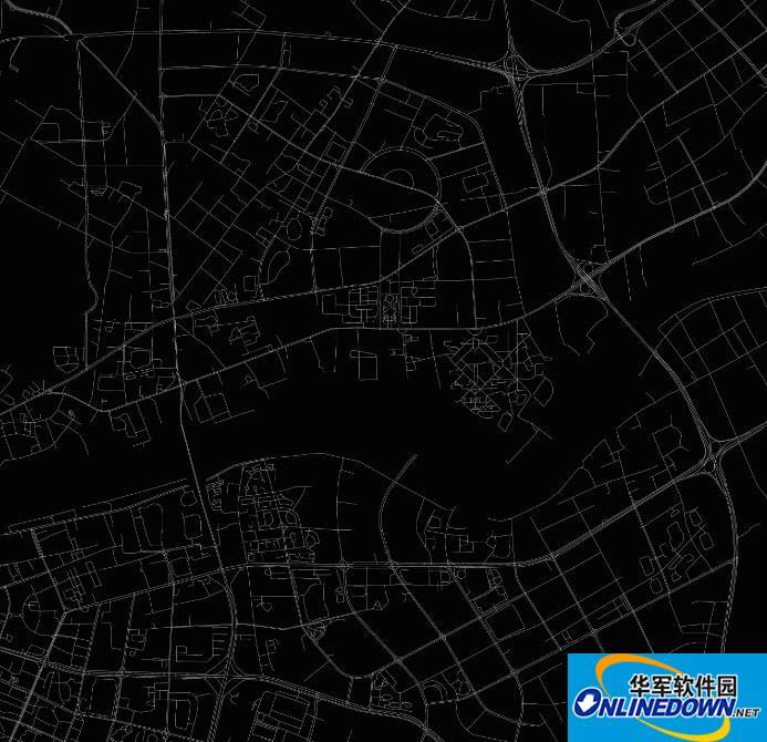 百度地图截获器截图