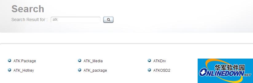 华硕ATK Package截图1