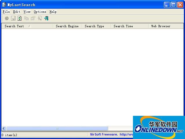 本地搜索引擎(MyLastSearch)截图1
