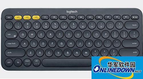 罗技k380键盘驱动截图