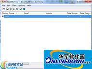 OutlookStatView(邮件管理软件)LOGO