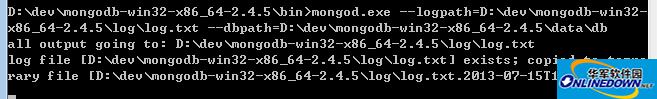 高效开源数据库(mongodb)截图