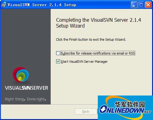 visualsvn server 64位中文版