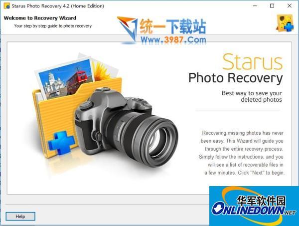 Starus Photo Recovery(照片恢复软件)