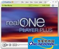 RealOne Player视频播放器截图