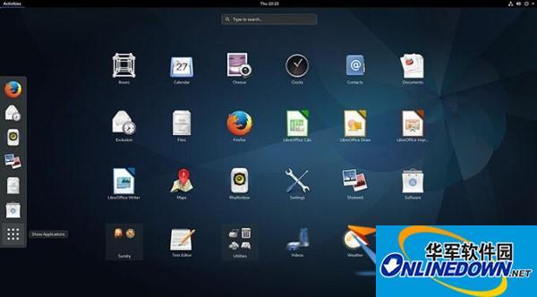 Fedora 27 正式版(Linux操作系统)LOGO