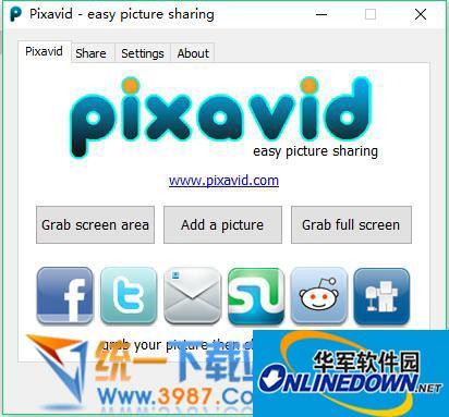Pixavid图片共享软件