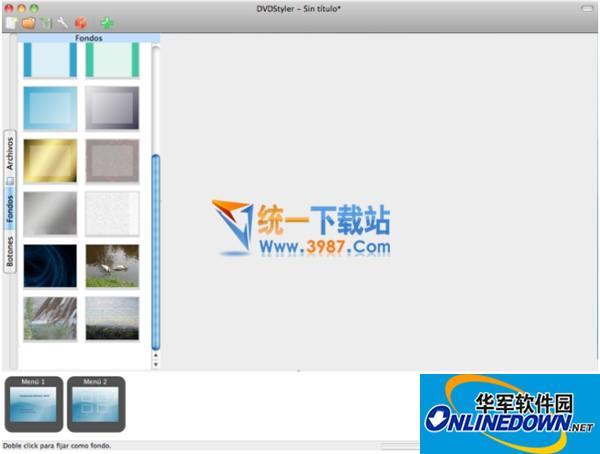 DVDStyler for mac(光盘菜单制作工具)