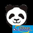 熊猫扫号捐助版(月捐版)LOGO