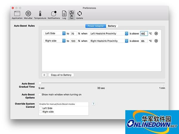 TG Pro Mac版截图