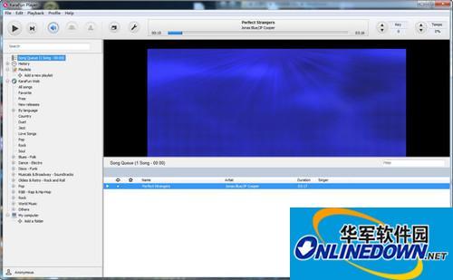 KaraFun Player免费卡拉OK制作软件截图