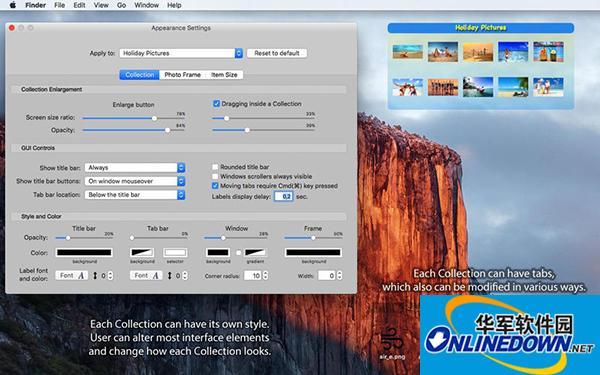 iCollections Mac版截图