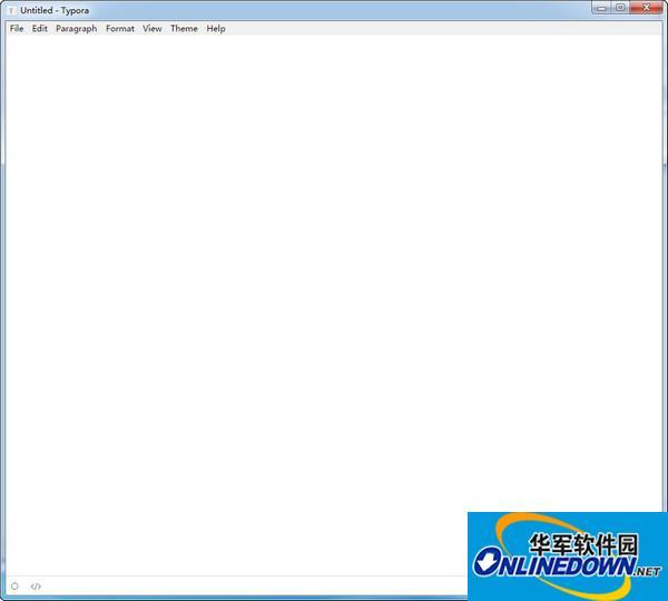 Typora windows截图